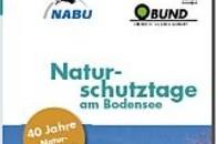 Naturschutztagung Bodensee
